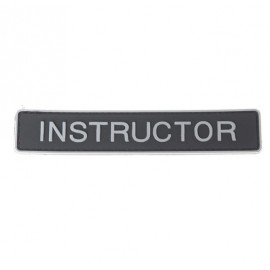 Patch PVC Instructor