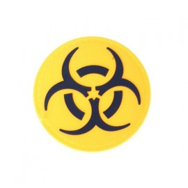 Patch PVC Biohazard