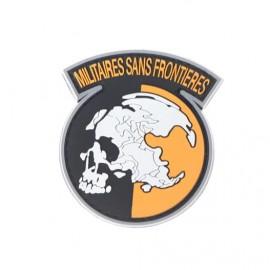 Patch PVC Militaires Sans Frontieres
