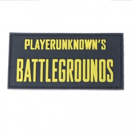 Patch PVC Playerunknown's Battlegrounds