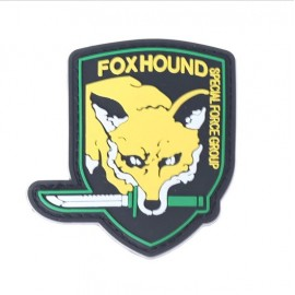 Patch PVC Foxhound