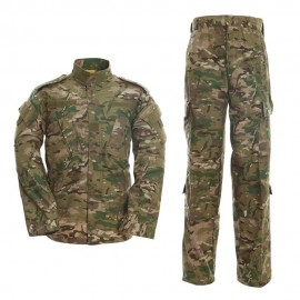 Uniform ACU Multicam Ripstop