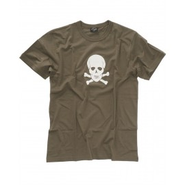 """T-Shirt """"Skull"""" OD"""