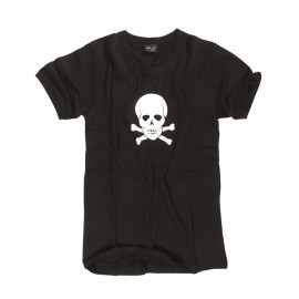 """T-Shirt """"Skull"""" Preto"""