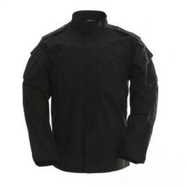 Uniform ACU Black Ripstop