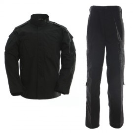 Uniform ACU Black Ripstop