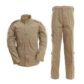 Uniform ACU Khaki Ripstop
