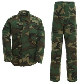 Uniform ACU Woodland  Ripstop