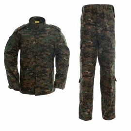 Uniforme ACU Woodland Digital Ripstop