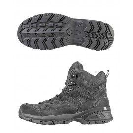 Urban Grey Squad Boots 5 Inch