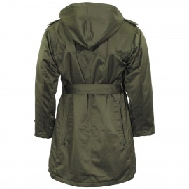Serbia Field Parka OD Used with Lining