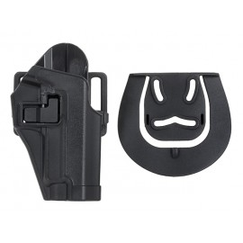 Black Quick Holster With Locking for P226