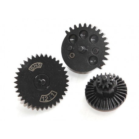Gear Set 12:1 CNC GEN3 [SHS]