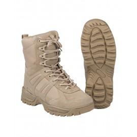 Khaki Combat Boots Gen. II
