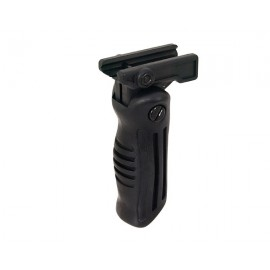Vertical Folding  Grip Black [CYMA]