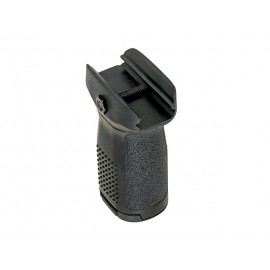 Vertical Compact Grip Black