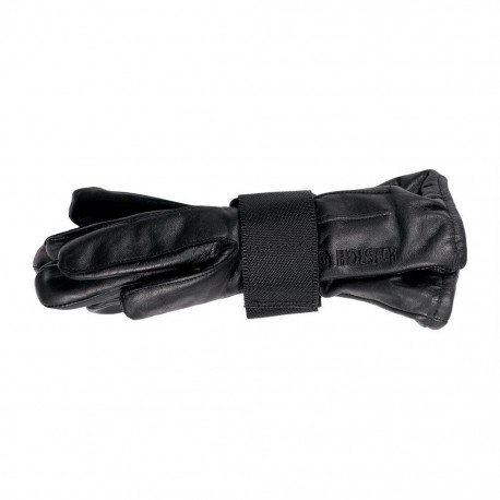 Black Vega Cordura Gloves Ring