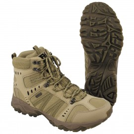"Botas de combate ""Tactical"" Coyote/TAN"
