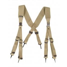 US M36 Khaki Suspenders