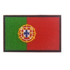 Patch EMB Portuguese Flag