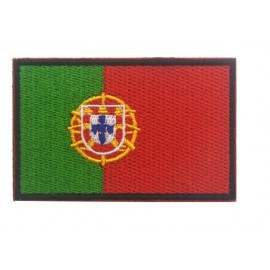 Patch EMB Portuguese Flag