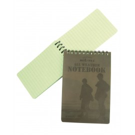 Waterproof Message Book 75x130