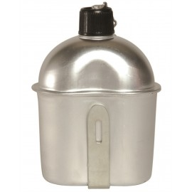 US Aluminium Canteen with Cup
