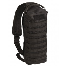 Black Sling Bag Tanker