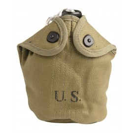 US M10 Khaki Canteen Cover