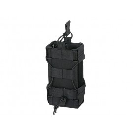 Radio Pouch Open-Top Black