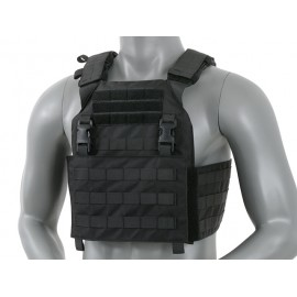 Black APC Cummerbund Buckle Up Vest