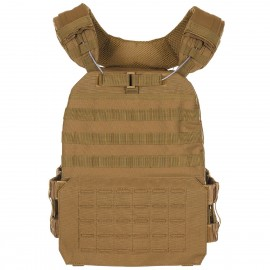 Tactical Vest Laser Cut Coyote