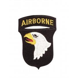 "US ""101ST.DIV AB"" Textile Badge"