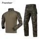 Uniforme Combat Woodland Digital c/ Joelheiras
