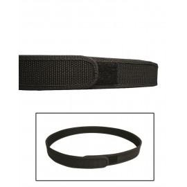 Black 40mm Inner Belt w/ Hook&Loop