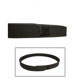 Black 40mm Inner Belt w/ Hook&Loop