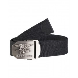 Black US Navy Seal 38mm Belt