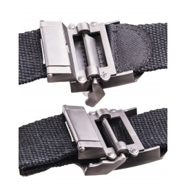 Black US Navy Seal 38mm Belt