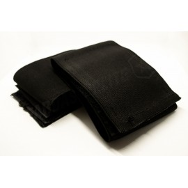 Elastics for Pants Wide Black