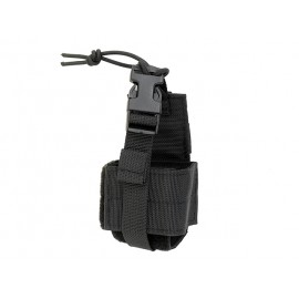 Radio Pouch Small Black