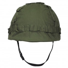 US Helmet OD with Cover