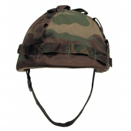 US Helmet Woodland with Cover