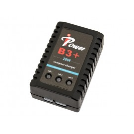 B3+ 20W Charger for LiPo Batteries ]iPower]