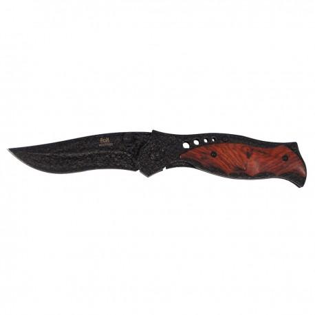 """""""Jack"""" Knife w/ Wooden Batch"""