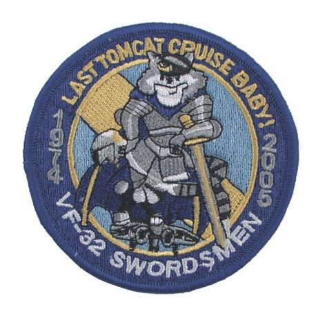 "Army Badge ""VF-32 Swordsmen"""
