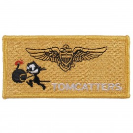 "Army Badge ""VF-31 Tomcatters"""