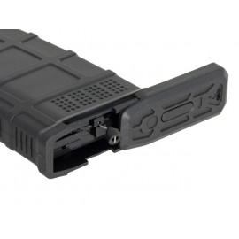High-Cap DMAG Flash M4/M16 300Rnd Preto [D-Day]