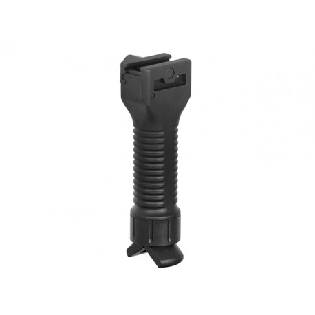 Grip w/ Retractil Bipod Black [D-Day]