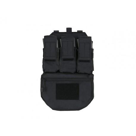 Assault Back Panel Black