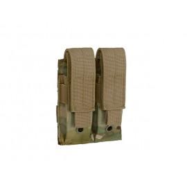 Double Mag Pistola Pouch Multicam
